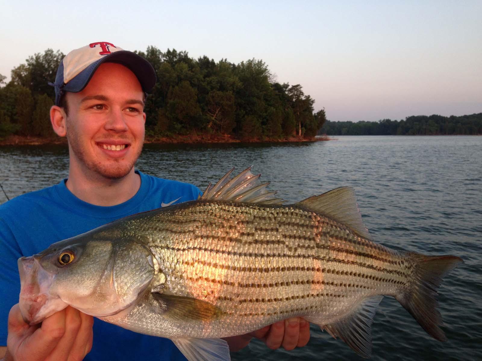 Nashville fishing charters 2 nashville fishing charters for Tims ford lake fishing report